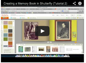 Creating a Memory Book - Video Tutorials