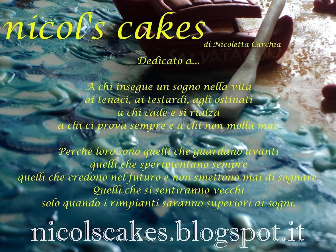 nicol's cakes