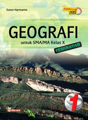 Buku Geografi Peminatan Kelas X SMA-MA - Pembahasan Soal