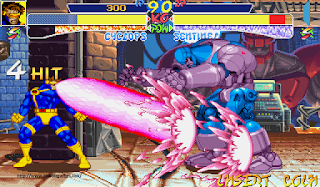 LINK DOWNLOAD GAMES X-Men Children of the Atom ps1 ISO FOR PC CLUBBIT