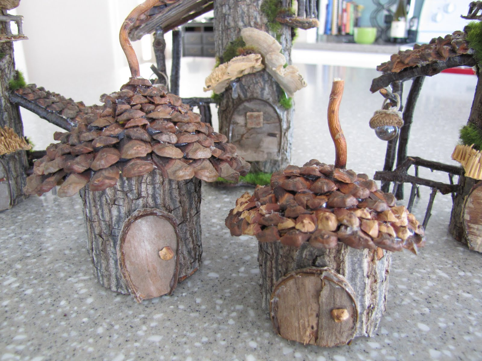 Fancilicious Fairylands Welcome To Woodland Fairy Village