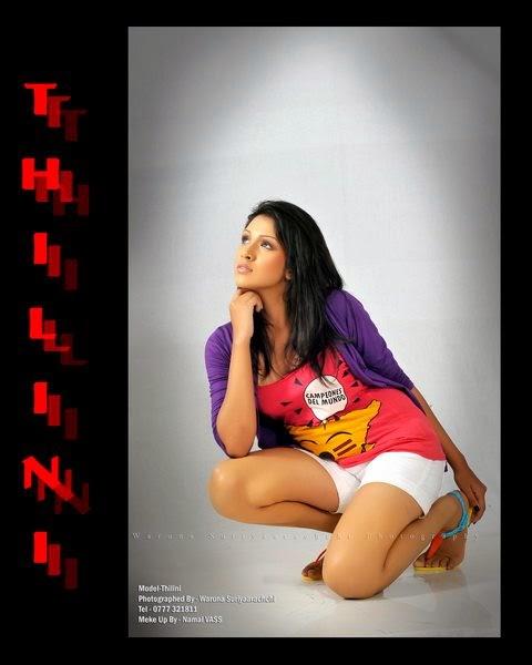 Thilini Amarasooriya model