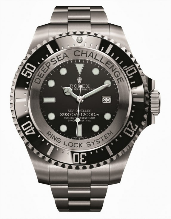Rolex Deep Sea Challenge