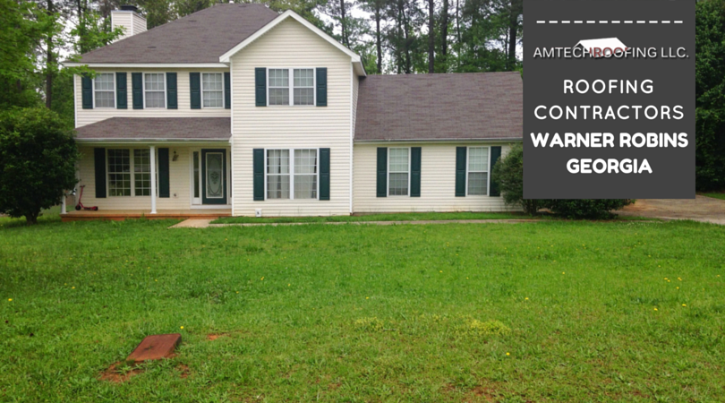 Warner Robins Roofing Contractors