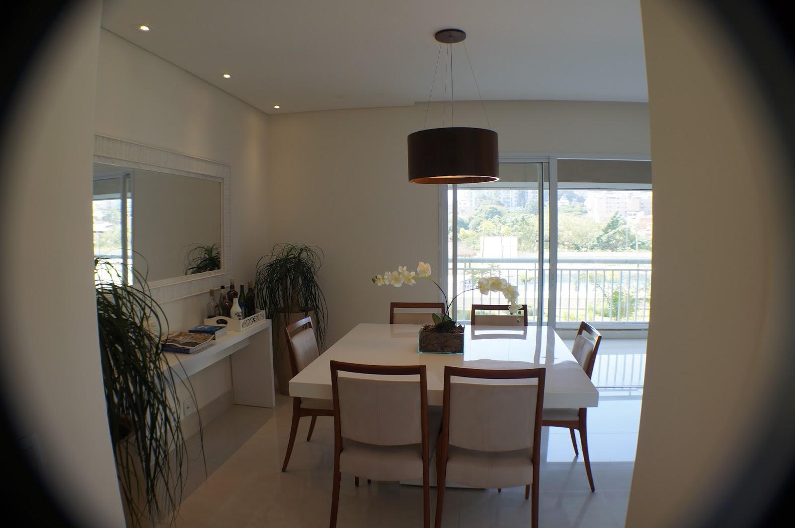 Sala de estar sala de jantar cozinha e varanda gourmet integradas  #506B7B 1600x1063