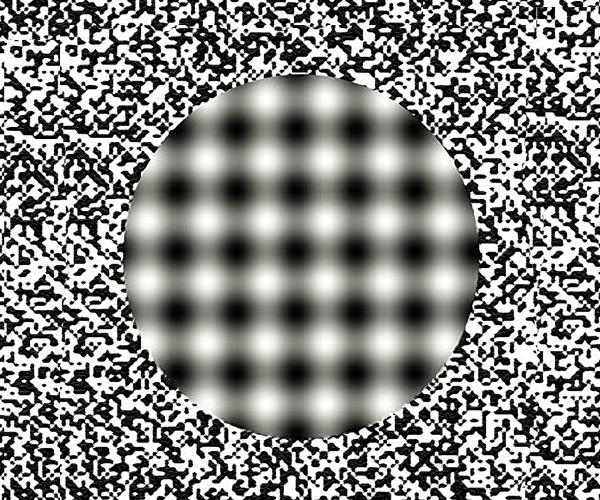 Mercek Zoom Göz Yanılması
