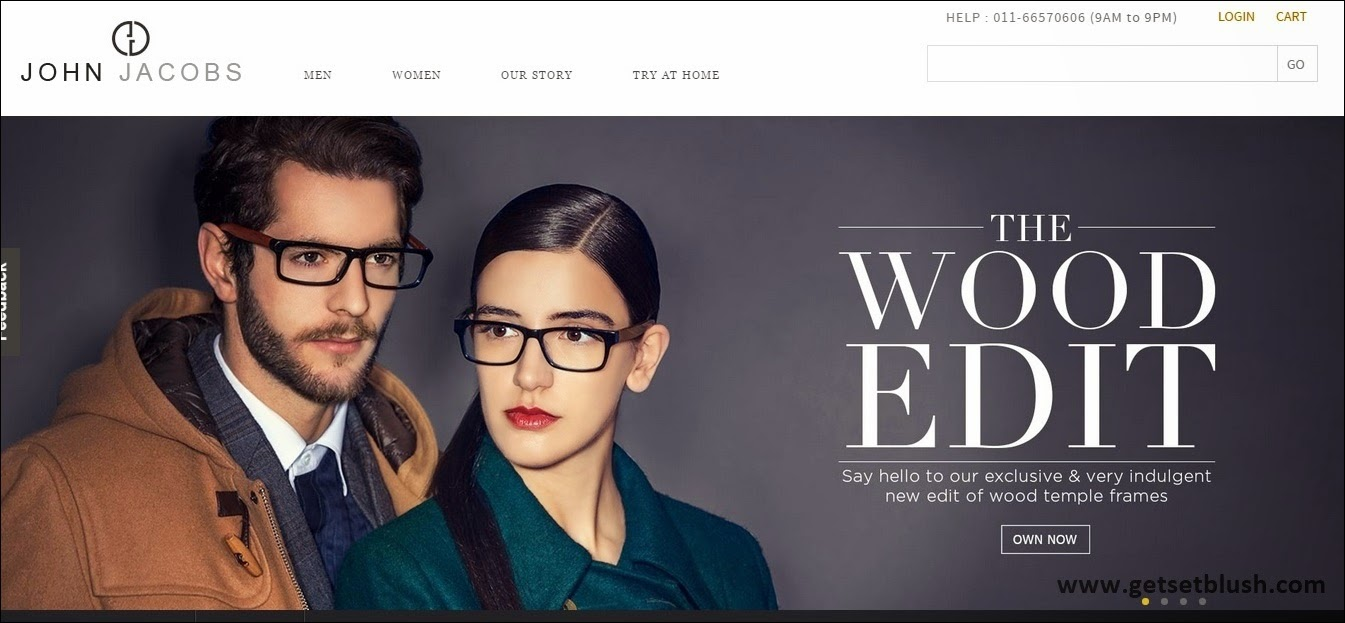 John-Jacobs.com Revolutionizing Eyewear Fashion