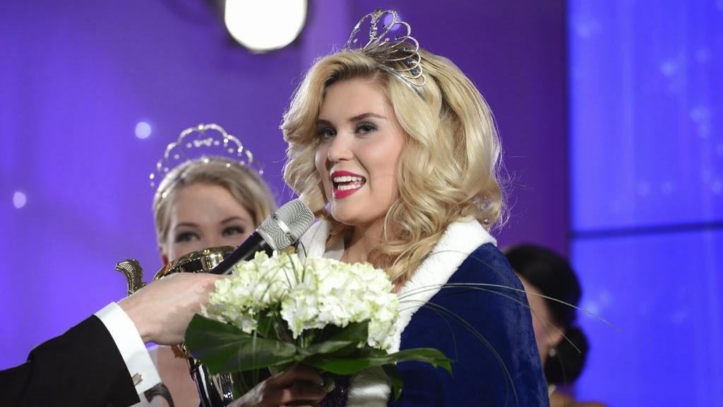 Miss Soumi Finland 2014 winner Bea Toivonen