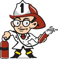 Chute Doctor firefighter