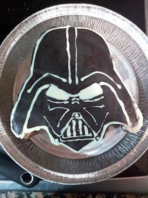 chocolatina Darth Vader