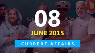 current affairs 8 june 2015