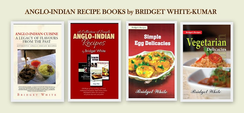 ANGLO-INDIAN RECIPE BOOKS by Bridget White