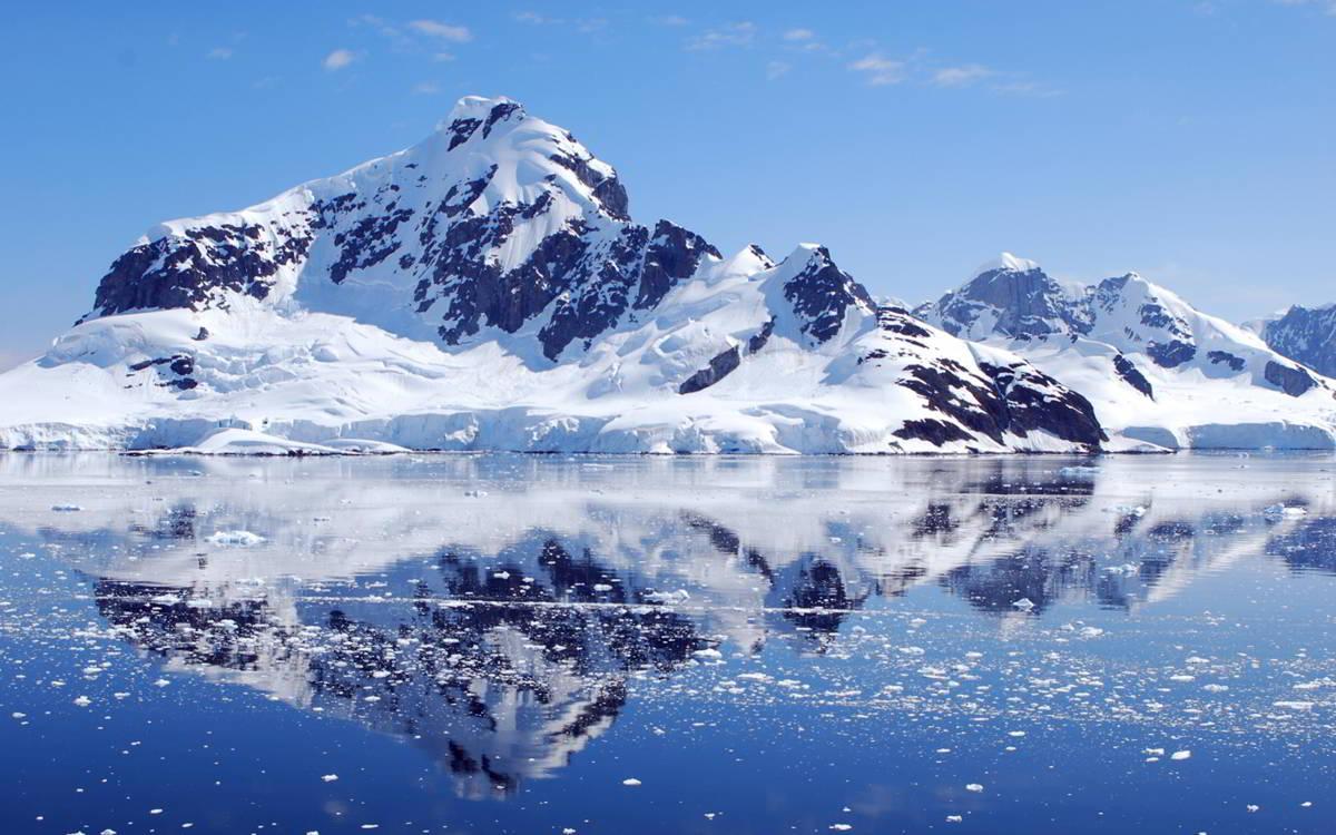 Paradise Bay,Antarctica
