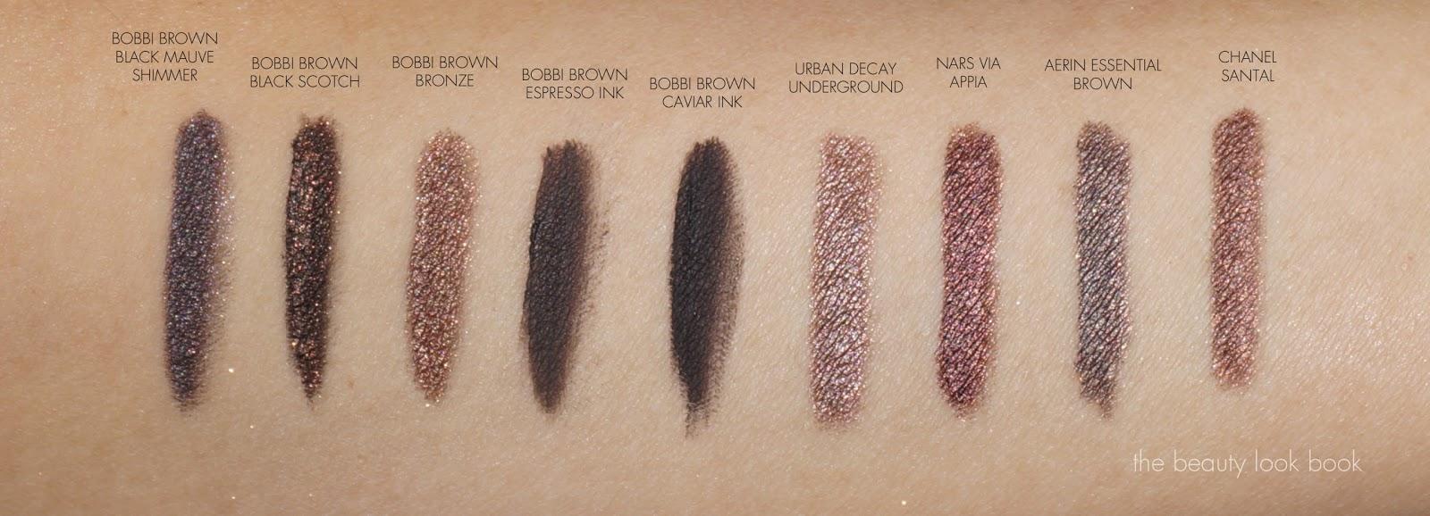 Bobbi Brown Dark Chocolate Ink Eyeliner