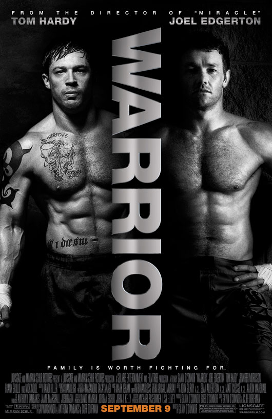Warrior - 2011 - Tom Hard - Joel Edgerton