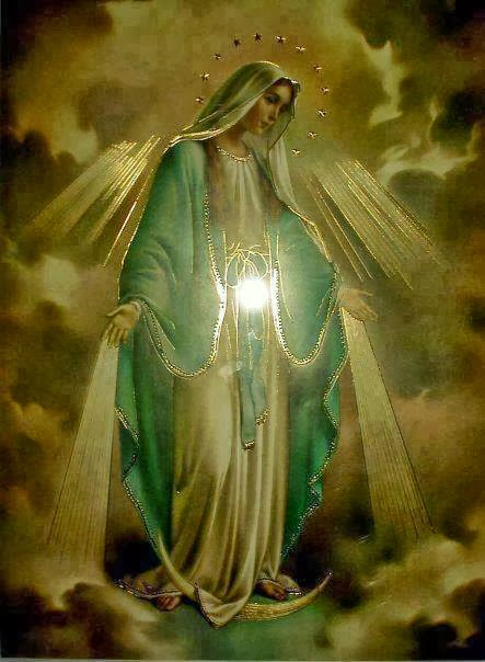 Maria, Mãe Rainha