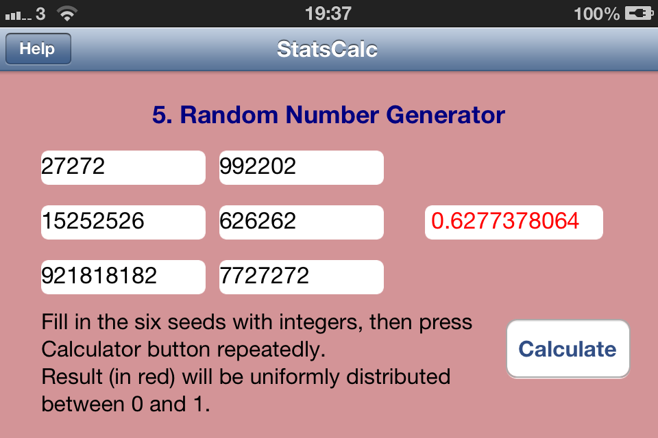 how to find inverse of a number on calculator