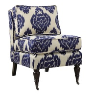 ikat chair