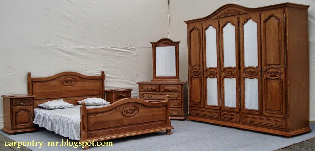 Awesome Chambre A Coucher En Bois Images - Antoniogarcia.info ...