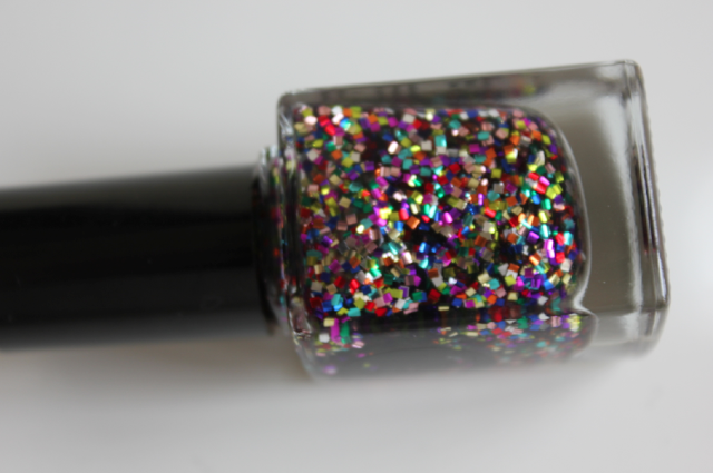 Cirque Le Invader nail polish review swatches