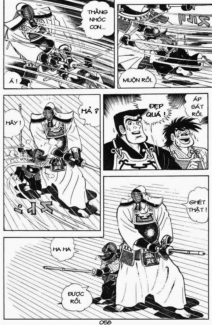 Siêu quậy Teppi chap 54 - Trang 17