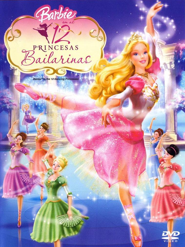 Filme Barbie E As Doze Princesas Bailarinas   Dublado