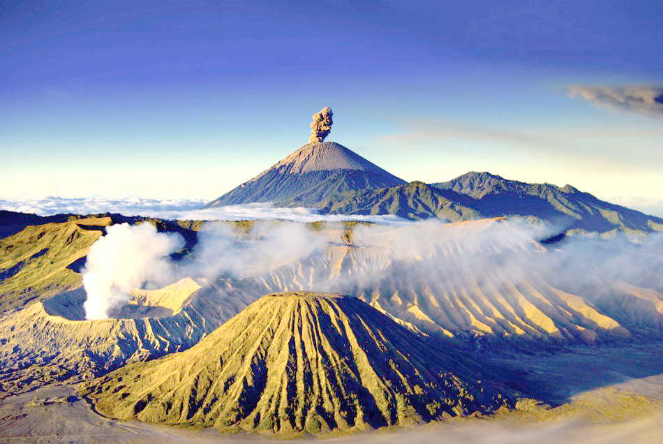 Mount Bromo Tengger National Park Bromo Java Travel
