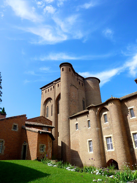 Palacio de la Berbie, Museo Toulouse Lautrec en Albi