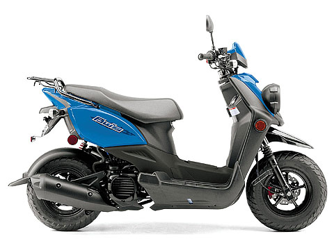 2013 Yamaha BWs 50 scooter pictures | Size 480x360 pixels