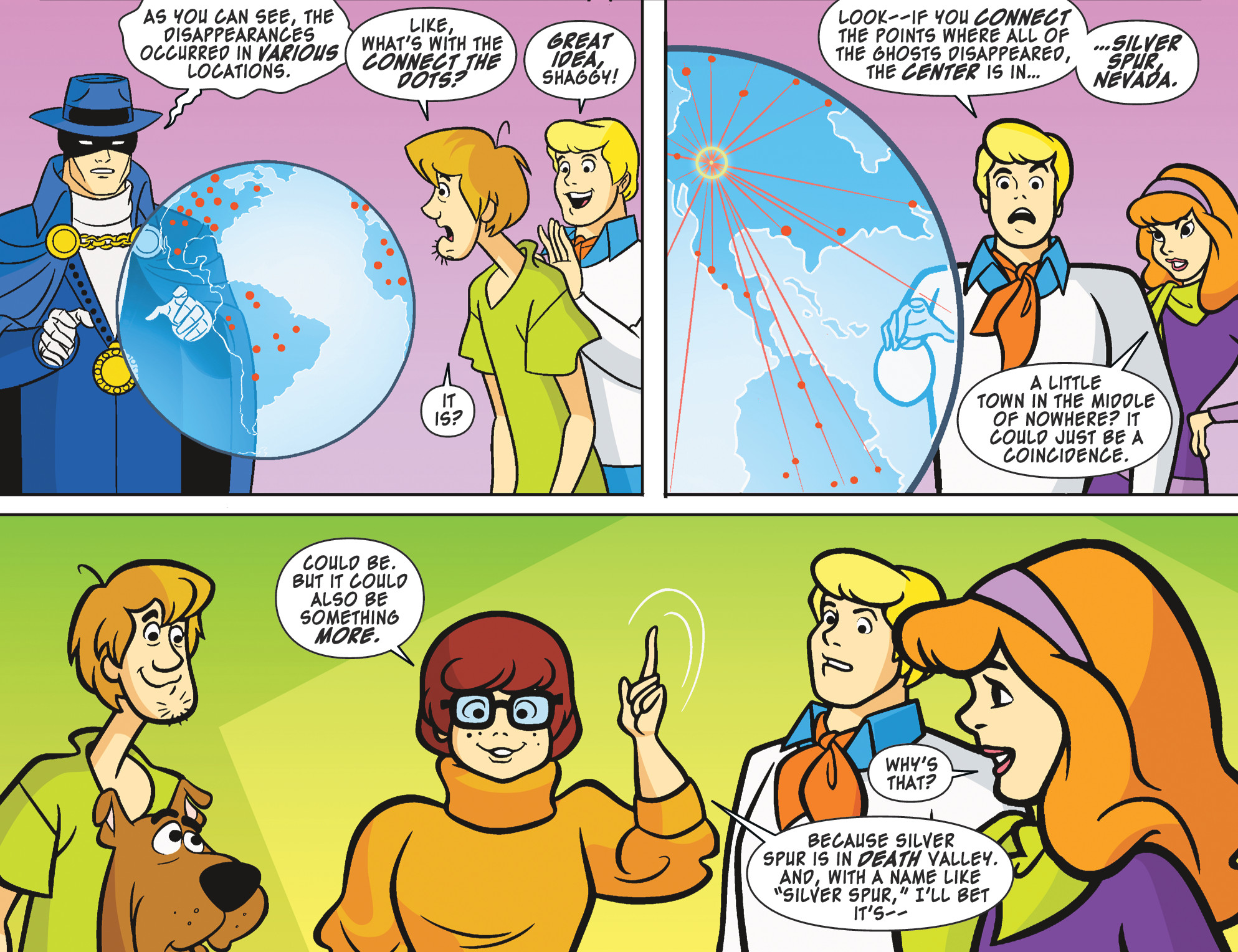 Read online Scooby-Doo! Team-Up comic -  Issue #25 - 13