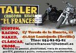 TALLER EL FRANCÉS (Lantejuela)