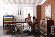 Muebles de Comedor por La Decoradora Experta: Comedores industriales