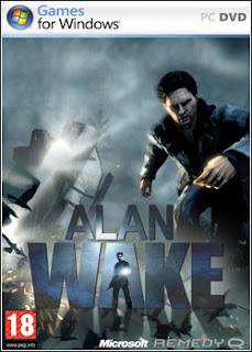 Modelo Capa Alan Wake   SKIDROW