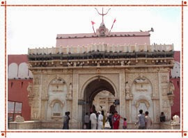 Karni Mata Temple Bikaner India