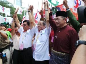 Calon DAP Parlimen Gelang Patah, Lim Kit Siang