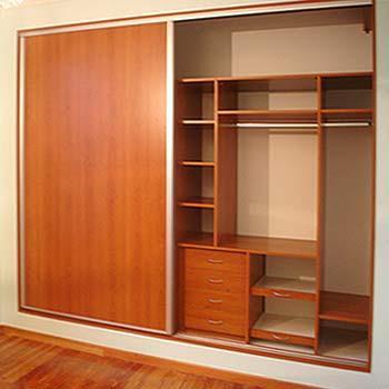 Closet sencillos for Disenos de closets sencillos