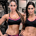 Imagem: Bellas Twins na revista Muscle & Fitness