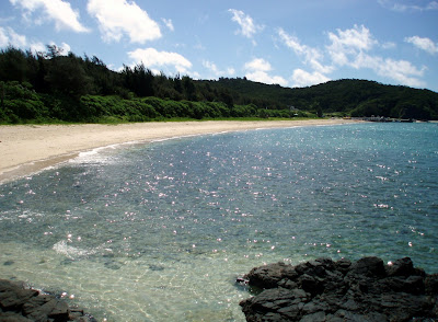 photos of okinawa beaches