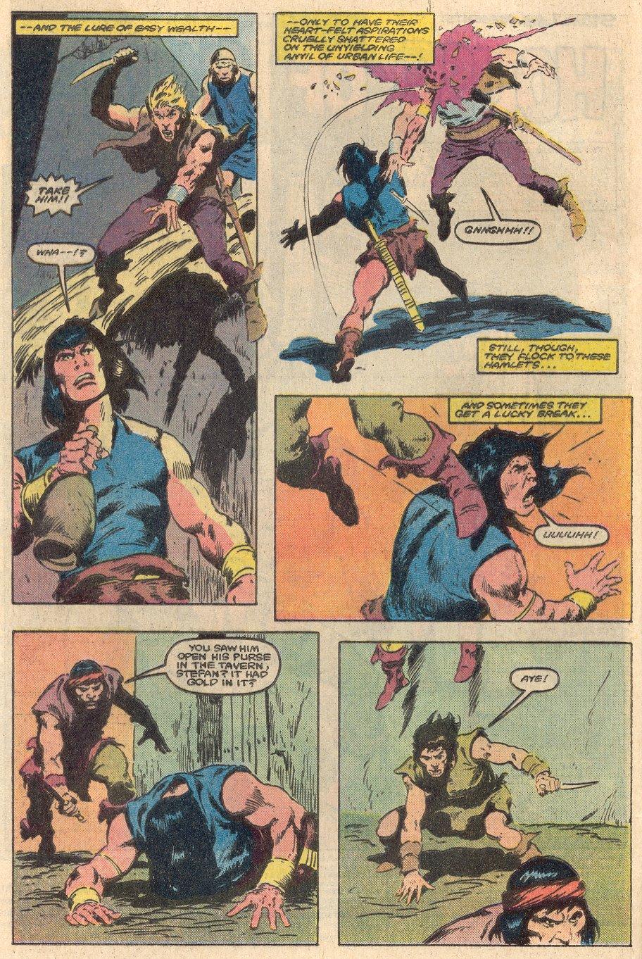 Conan the Barbarian (1970) Issue #161 #173 - English 3