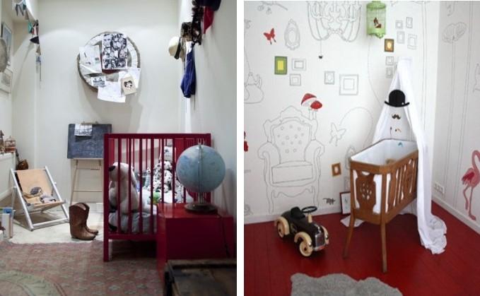 jut en juul lifestyle for kids: inspiratie rood in de, Deco ideeën