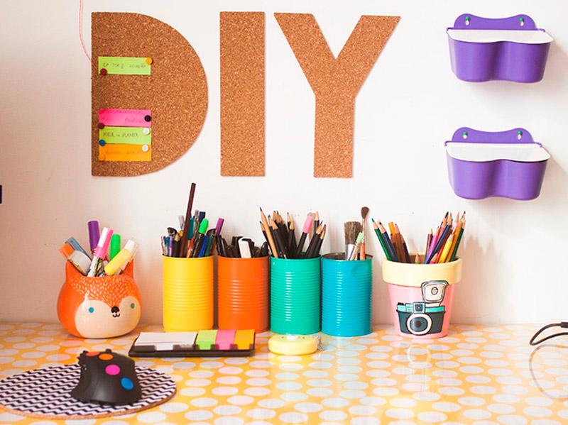 Como fazer um mural de letras de corti a for Como fazer um mural de recados