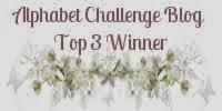 Alphabet Challenge Winner