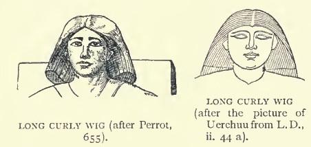 Cabello, peinados y pelucas en el antiguo Egipto Ancient+egyptian+wigs