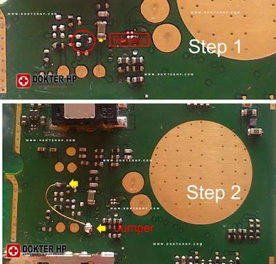 Nokia 101 LCD Light Solution