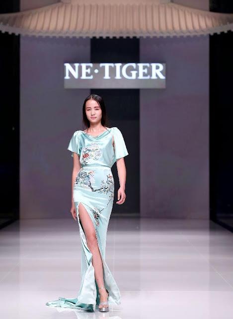 Mercedes Benz China Fashion Week