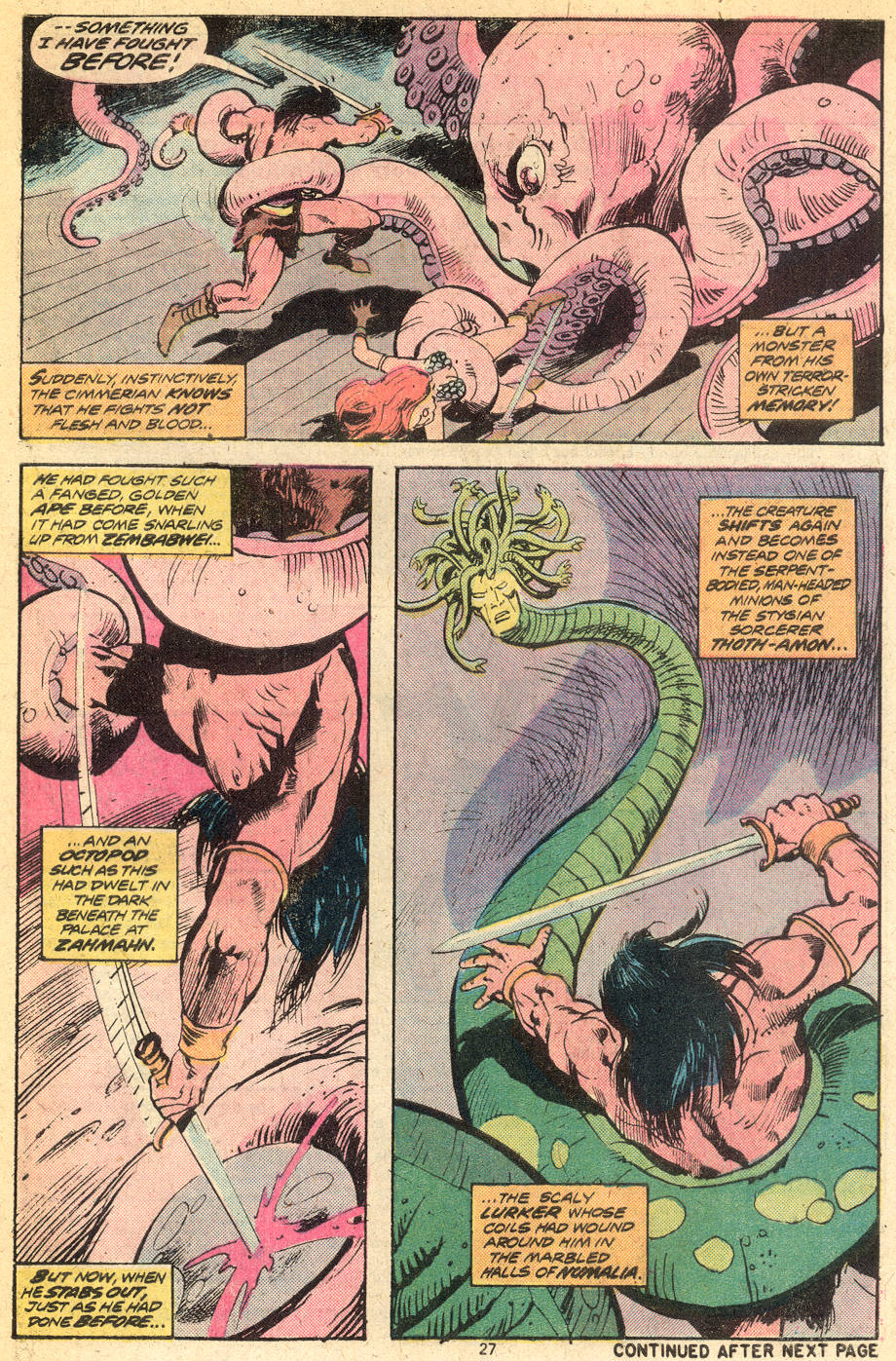 Conan the Barbarian (1970) Issue #44 #56 - English 16
