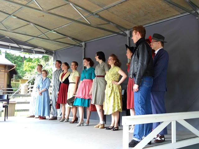 Suvi-Vintage Fintage fashion show 2013