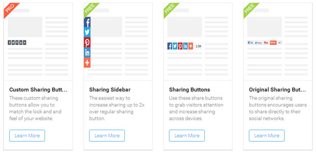 Share Buttons - AddThis