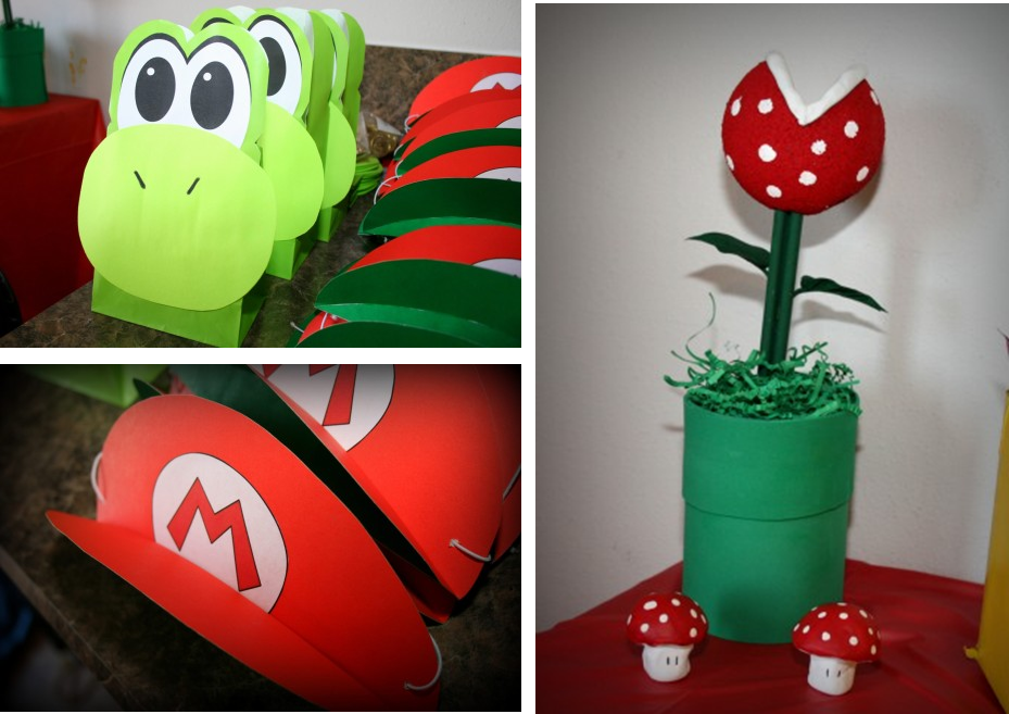 Super mario party images frompo for Mario decorations