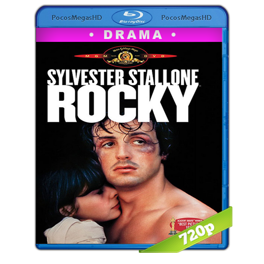 Rocky REMASTERED(1976) BrRip 720p Inglés AC3+subs